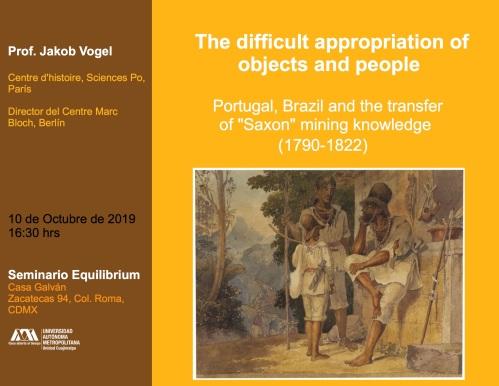conferencia Vogel cartel